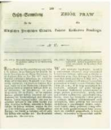 Gesetz-Sammlung für die Königlichen Preussischen Staaten. 1832 No17