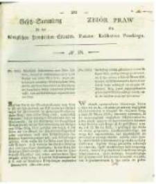 Gesetz-Sammlung für die Königlichen Preussischen Staaten. 1832 No18