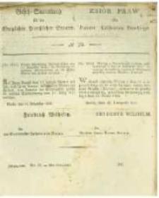 Gesetz-Sammlung für die Königlichen Preussischen Staaten. 1832 No22