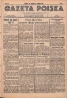 Gazeta Polska: codzienne pismo polsko-katolickie dla wszystkich stanów 1937.04.25 R.41 Nr96