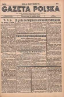 Gazeta Polska: codzienne pismo polsko-katolickie dla wszystkich stanów 1937.04.27 R.41 Nr97