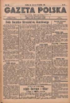 Gazeta Polska: codzienne pismo polsko-katolickie dla wszystkich stanów 1937.04.29 R.41 Nr99