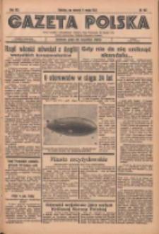 Gazeta Polska: codzienne pismo polsko-katolickie dla wszystkich stanów 1937.05.11 R.41 Nr107