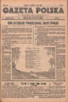 Gazeta Polska: codzienne pismo polsko-katolickie dla wszystkich stanów 1937.05.16 R.41 Nr112