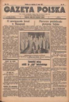 Gazeta Polska: codzienne pismo polsko-katolickie dla wszystkich stanów 1937.05.23 R.41 Nr117