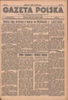 Gazeta Polska: codzienne pismo polsko-katolickie dla wszystkich stanów 1937.05.25 R.41 Nr118