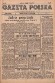 Gazeta Polska: codzienne pismo polsko-katolickie dla wszystkich stanów 1937.05.30 R.41 Nr122