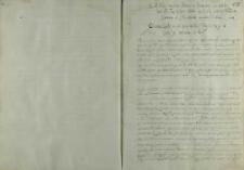 Mowa posłów cesarza Rudolfa II na sejmie warszawskim, 1597