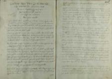 Warunki przystąpienia do ligii antytureckiej przedstawione posłom cesarskim i papieskim na sejmie warszawskim 1597 roku