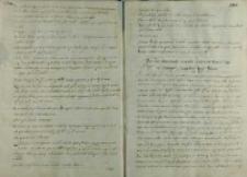 Opinia Jana Zamoyskiego na temat zawiązania ligii antytureckiej, Warszawa 1598