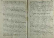 Odpowiedz posłowi cesarza Rudolfa II, Warszawa 1599