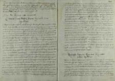 List króla Zygmunta III do cesarza Rudolfa II, Warszawa 1598