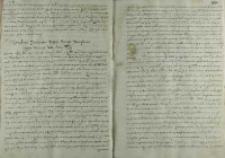 Poselstwo od kardynała Andrzeja Batorego, Warszawa 27.07.1599