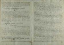 List króla Zygmunta III do Filipa III króla Hiszpanii, Warszawa 26.02.1601