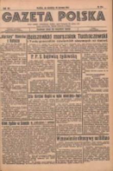 Gazeta Polska: codzienne pismo polsko-katolickie dla wszystkich stanów 1937.06.13 R.41 Nr134
