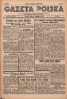 Gazeta Polska: codzienne pismo polsko-katolickie dla wszystkich stanów 1937.06.16 R.41 Nr136