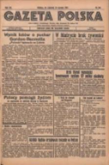Gazeta Polska: codzienne pismo polsko-katolickie dla wszystkich stanów 1937.06.24 R.41 Nr143