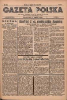 Gazeta Polska: codzienne pismo polsko-katolickie dla wszystkich stanów 1937.06.25 R.41 Nr144