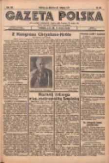 Gazeta Polska: codzienne pismo polsko-katolickie dla wszystkich stanów 1937.06.27 R.41 Nr146