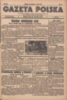 Gazeta Polska: codzienne pismo polsko-katolickie dla wszystkich stanów 1937.07.11 R.41 Nr157
