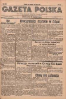 Gazeta Polska: codzienne pismo polsko-katolickie dla wszystkich stanów 1937.07.13 R.41 Nr158