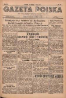 Gazeta Polska: codzienne pismo polsko-katolickie dla wszystkich stanów 1937.07.17 R.41 Nr162