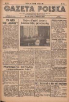 Gazeta Polska: codzienne pismo polsko-katolickie dla wszystkich stanów 1937.07.18 R.41 Nr163