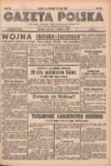 Gazeta Polska: codzienne pismo polsko-katolickie dla wszystkich stanów 1937.07.22 R.41 Nr166