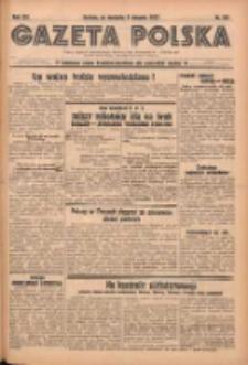 Gazeta Polska: codzienne pismo polsko-katolickie dla wszystkich stanów 1937.08.08 R.41 Nr181