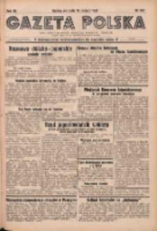 Gazeta Polska: codzienne pismo polsko-katolickie dla wszystkich stanów 1937.08.11 R.41 Nr183