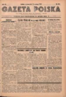 Gazeta Polska: codzienne pismo polsko-katolickie dla wszystkich stanów 1937.08.12 R.41 Nr184