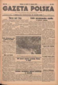 Gazeta Polska: codzienne pismo polsko-katolickie dla wszystkich stanów 1937.08.13 R.41 Nr185