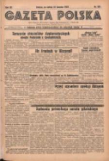 Gazeta Polska: codzienne pismo polsko-katolickie dla wszystkich stanów 1937.08.21 R.41 Nr192