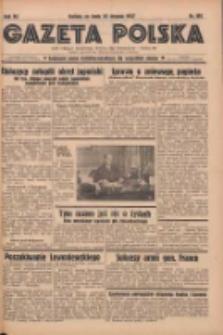Gazeta Polska: codzienne pismo polsko-katolickie dla wszystkich stanów 1937.08.25 R.41 Nr195