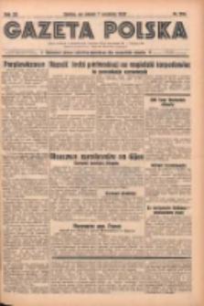 Gazeta Polska: codzienne pismo polsko-katolickie dla wszystkich stanów 1937.09.07 R.41 Nr206