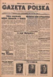 Gazeta Polska: codzienne pismo polsko-katolickie dla wszystkich stanów 1937.09.16 R.41 Nr214