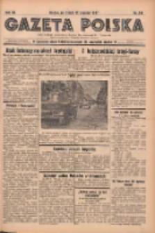 Gazeta Polska: codzienne pismo polsko-katolickie dla wszystkich stanów 1937.09.21 R.41 Nr218
