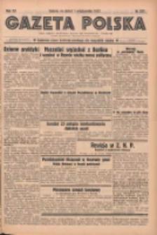Gazeta Polska: codzienne pismo polsko-katolickie dla wszystkich stanów 1937.10.01 R.41 Nr227