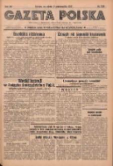 Gazeta Polska: codzienne pismo polsko-katolickie dla wszystkich stanów 1937.10.02 R.41 Nr228