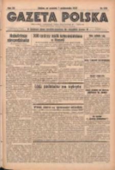 Gazeta Polska: codzienne pismo polsko-katolickie dla wszystkich stanów 1937.10.07 R.41 Nr232
