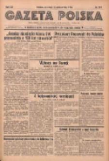 Gazeta Polska: codzienne pismo polsko-katolickie dla wszystkich stanów 1937.10.13 R.41 Nr237