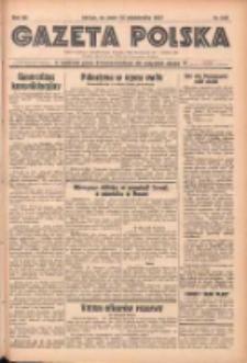 Gazeta Polska: codzienne pismo polsko-katolickie dla wszystkich stanów 1937.10.20 R.41 Nr243