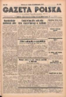 Gazeta Polska: codzienne pismo polsko-katolickie dla wszystkich stanów 1937.10.26 R.41 Nr248