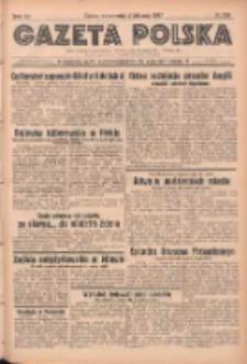 Gazeta Polska: codzienne pismo polsko-katolickie dla wszystkich stanów 1937.11.04 R.41 Nr255