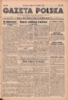 Gazeta Polska: codzienne pismo polsko-katolickie dla wszystkich stanów 1937.11.16 R.41 Nr264