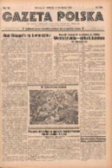 Gazeta Polska: codzienne pismo polsko-katolickie dla wszystkich stanów 1937.11.21 R.41 Nr269
