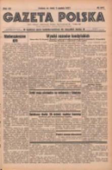 Gazeta Polska: codzienne pismo polsko-katolickie dla wszystkich stanów 1937.12.01 R.41 Nr277