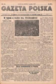 Gazeta Polska: codzienne pismo polsko-katolickie dla wszystkich stanów 1937.12.05 R.41 Nr281