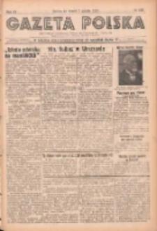 Gazeta Polska: codzienne pismo polsko-katolickie dla wszystkich stanów 1937.12.07 R.41 Nr282