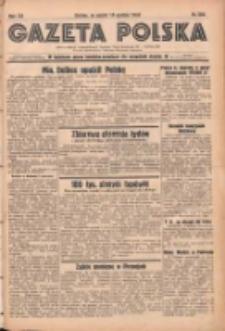 Gazeta Polska: codzienne pismo polsko-katolickie dla wszystkich stanów 1937.12.10 R.41 Nr284